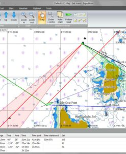 Expedition Navigationssoftware Kartenplotter 2SAIL
