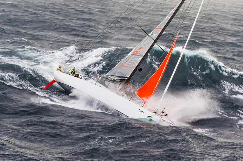Rolex Sydney Hobart Race Video 2SAIL
