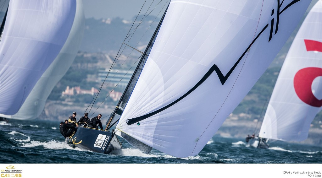 RC44 world championships Cascais 4