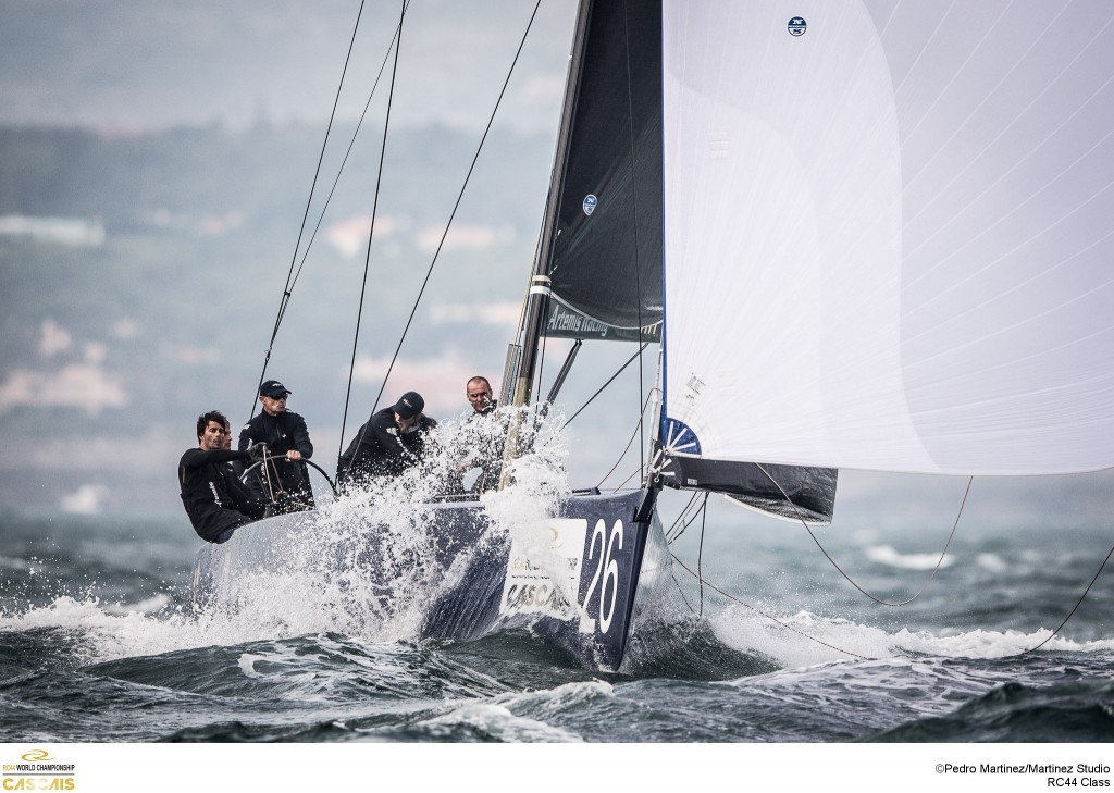 RC44 world championships Cascais 5