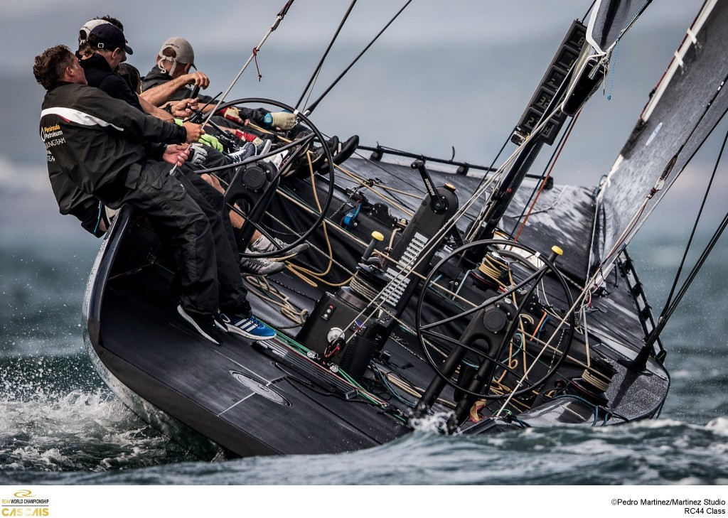 RC44 world championships Cascais 8